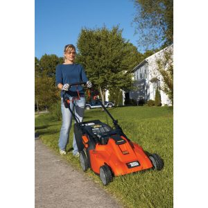 black and decker lawn mower reviews