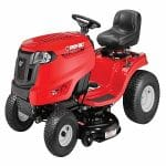 best riding mower
