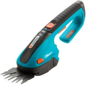 gardena cordless shears