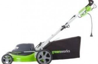 GreenWorks 25142 10 Amp Corded 16 Inch Review