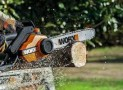 Pros and Cons of Electric Chainsaw