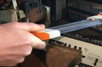 The Easy Guide on How to Use a Chainsaw Sharpener