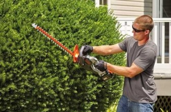 Top 8 Best Hedge Trimmers Reviews For 2018