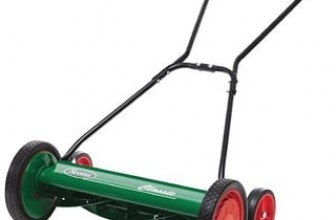 Scotts 2000 Classic Push Reel Lawn Mower Reviews